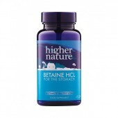 Higher Nature Betaine HCl Capsules 90