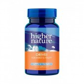 Higher Nature Drive Vegetable Capsules 180