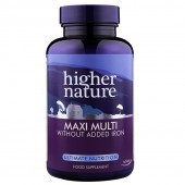 Higher Nature Maxi Multi Vegetable Tablets 90