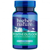 Higher Nature Positive Outlook Vegetable Capsules 180