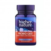 Higher Nature Probio-Gest Vegetable Capsules 30