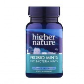 Higher Nature Probio Mints Chewable 60
