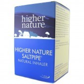 Higher Nature Saltpipe Inhaler