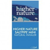 Higher Nature Saltpipe Mini Inhaler