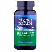 Higher Nature Sea Calcium Vegetarian Tablets 180
