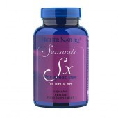 Higher Nature Sx Vegetable Capsules 180