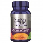 Higher Nature True Food B-Complex Vegetarian Tablets 90
