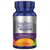 Higher Nature True Food C Vegetarian Tablets 180