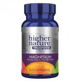 Higher Nature True Food Magnesium Vegetarian Tablets 90