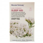 Higher Nature Valerian Sleep Aid Tablets 30