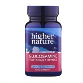 Higher Nature Vegetarian Glucosamine Hydrochloride Vegitabs 180