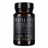 KIKI Health Krill Oil Licaps 30