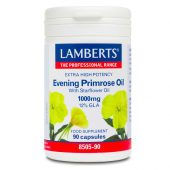 Lamberts Evening Primrose Oil with Starflower Oil 1000mg Capsules 90