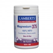 Lamberts Magnesium 375 Tablets 180