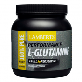 Lamberts Performance L-Glutamine Powder 500g