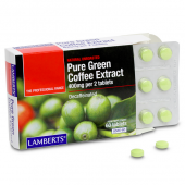 Lamberts Pure Green Coffee Extract Tabs 60