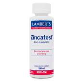 Lamberts Zincatest 100ml