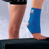 LP Supports Ankle Support with Straps Left