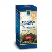 Manuka Health MGO 100+ Pure Manuka Honey Snap Pack 5g - Pack of 12