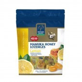 Manuka Health MGO 400+ Manuka Honey Lozenges with Lemon 250g