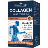 Nature's Aid Collagen Joint Formula Capsules 60