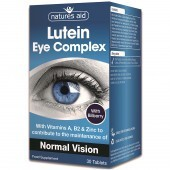 Nature's Aid Lutein Eye Complex Tablets 30