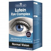 Nature's Aid Lutein Eye Complex Tablets 90