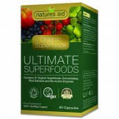 Nature's Aid Organic Ultimate Superfoods Capsules 60