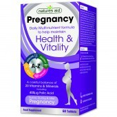Nature's Aid Pregnancy Multi-Vitamins & Minerals Tablets 60