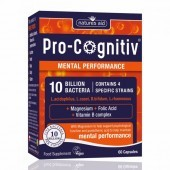 Nature's Aid Pro-Cognitiv (10 Billion Bacteria) Complex Vegicaps 60