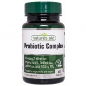 Nature's Aid Probiotic Complex (with Bifidus and FOS) Capsules 60