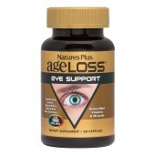 Nature's Plus Ageloss Eye Support VCaps 60