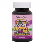 Nature's Plus Animal Parade Acidophikidz Chewables 90
