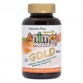 Nature's Plus Animal Parade Gold Chewable Multi Orange Flavour 120