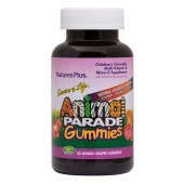 Nature's Plus Animal Parade Gummies Assorted Flavour 50