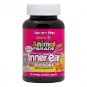 Nature's Plus Animal Parade Inner Ear Support Chewables 90