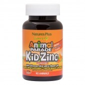 Nature's Plus Animal Parade Kidzinc Chewable Lozenges 90