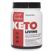 Nature's Plus KetoLiving Chocolate Keto Shake 578g