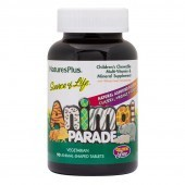 Nature's Plus Source of Life Animal Parade Assorted Flavour Chewables 90