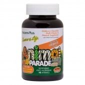 Nature's Plus Source of Life Animal Parade Orange Chewables 90