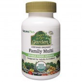Nature's Plus Source of Life Garden Family Chewables 60