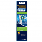 Oral-B Cross Action Brush Heads Pack of 2