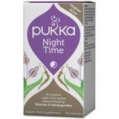 Pukka Night Time Capsules 60