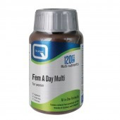 Quest Vitamins Fem A Day Multi Tabs 120