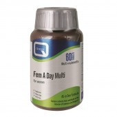 Quest Vitamins Fem A Day Multi Tabs 60