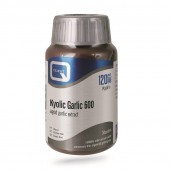 Quest Vitamins Kyolic Garlic Extract 600mg Tabs 120