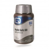 Quest Vitamins Kyolic Garlic Extract 600mg Tabs 60