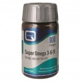 Quest Vitamins Super Omega 3-6-9 Caps 90