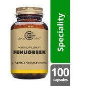 Solgar Fenugreek Vegicaps 100