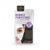 Skin Republic Bubble Charcoal Face Mask Sheet 20ml